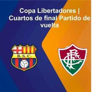 Betsson Ecuador Barcelona SC Vs Fluminense